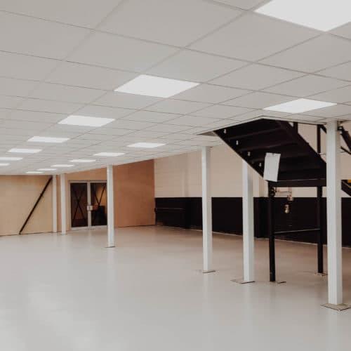 Warehouse Mezzanine Floor Photo