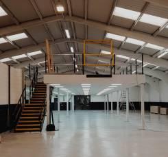 Rokshop Warehouse Mezzanine Floor Photo